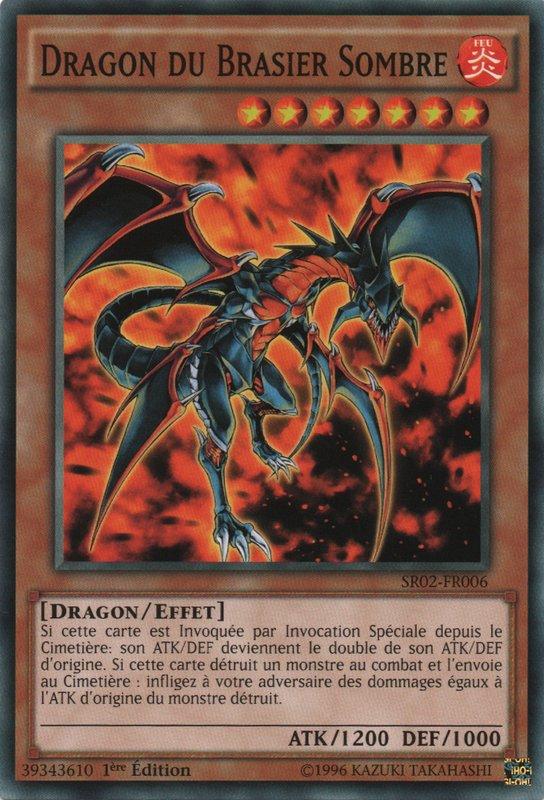 Dragon du Brasier Sombre