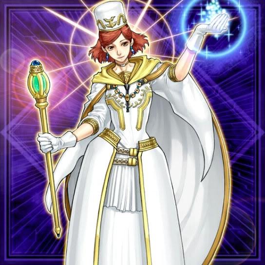 Jenis la Prêtresse, Seigneur Lumière