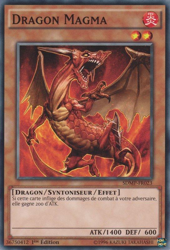 Dragon Magma