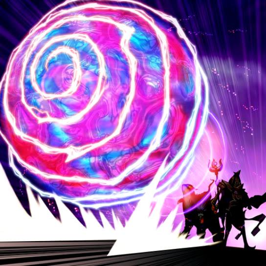 Explosion Magique