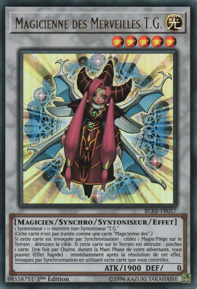 Magicienne des Merveilles T.G.