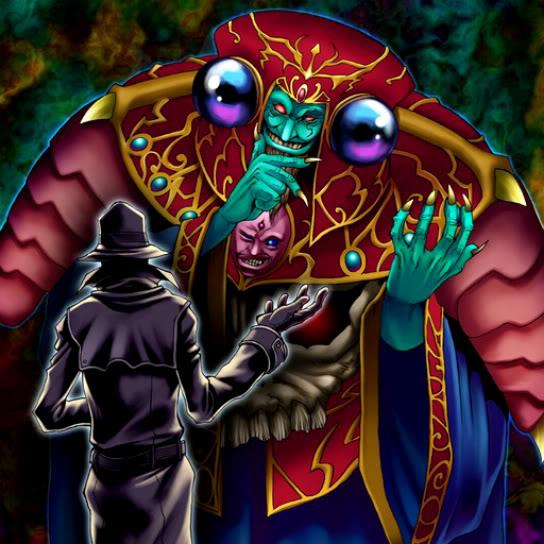 Accord avec le Maître des Ténèbres