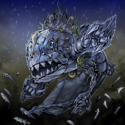 Cœlacanthe le Roi des Mers Millénaires