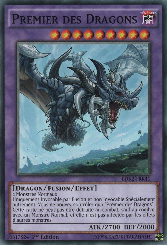 Premier des Dragons