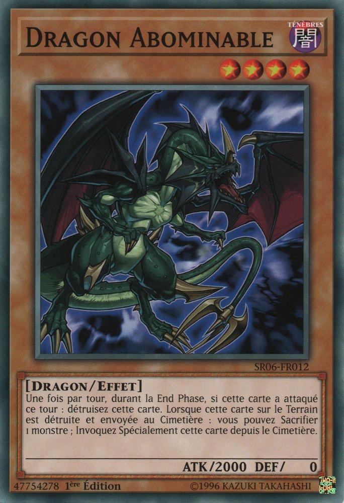 Dragon Abominable