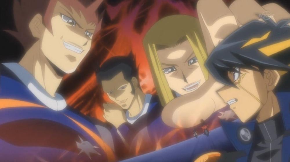Yu-Gi-Oh! 5D's - Épisode 100