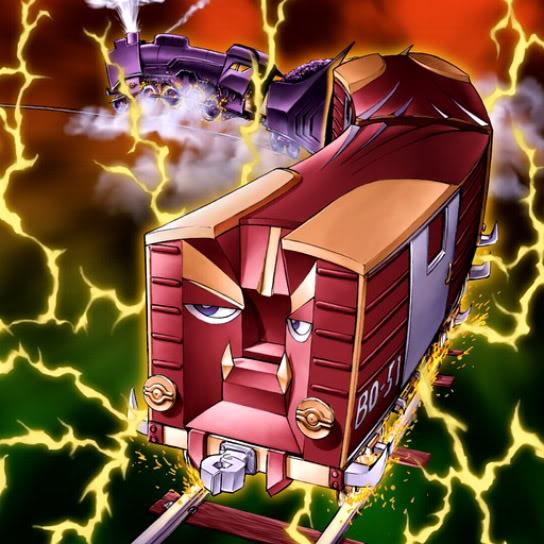 Bokoichi, le Wagon de Terreur