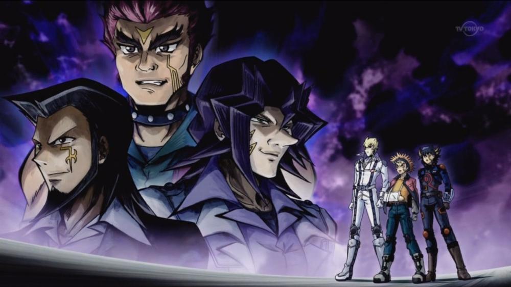 Yu-Gi-Oh! 5D's - Épisode 103