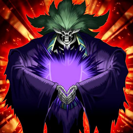 Nécromancien Enfernité
