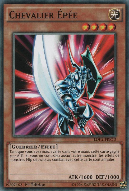 Chevalier Épée