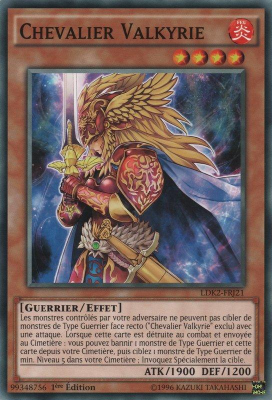 Chevalier Valkyrie