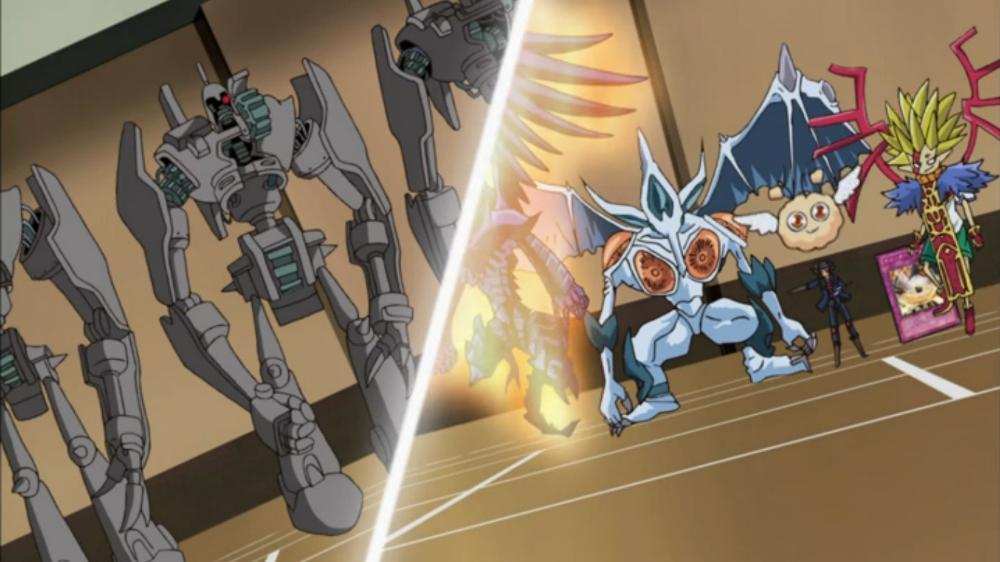 Yu-Gi-Oh! 5D's - Épisode 067