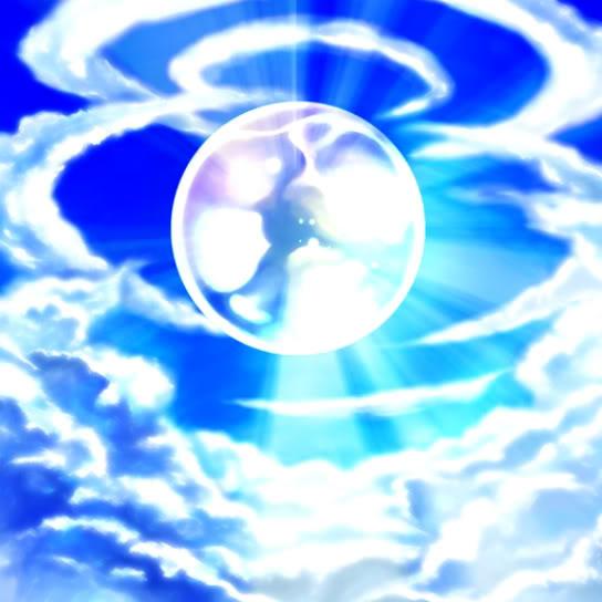 Sphère Mystique Lumineuse