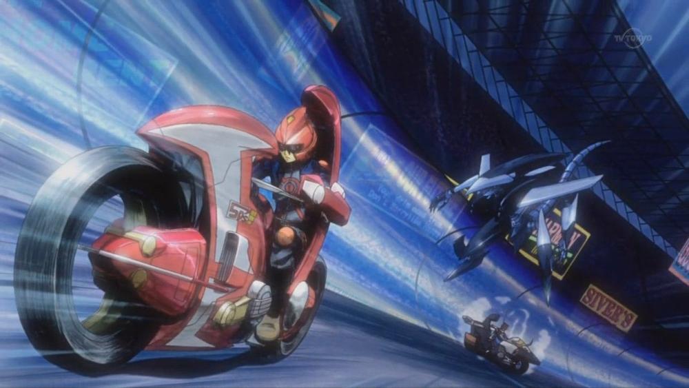 Yu-Gi-Oh! 5D's - Épisode 102
