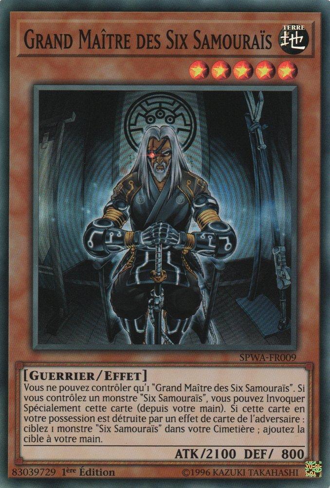 Grand Maître des Six Samouraïs