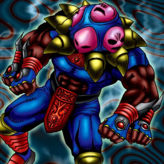 Titan Noir de la Terreur