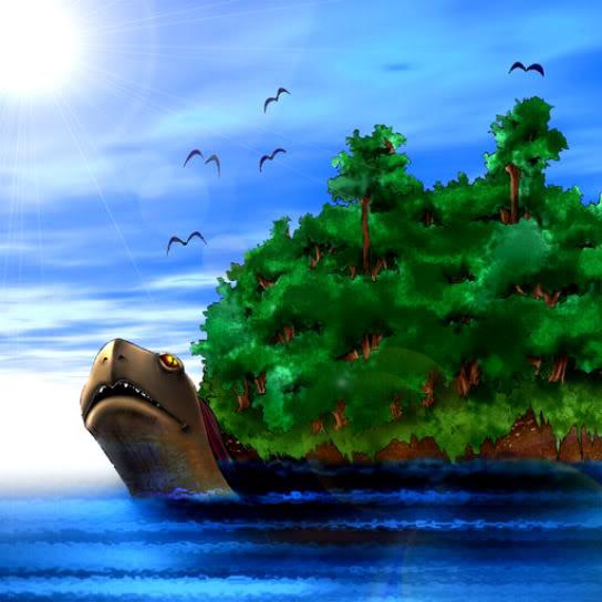 Tortue Île