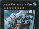 Égéon, Castrum des Mers