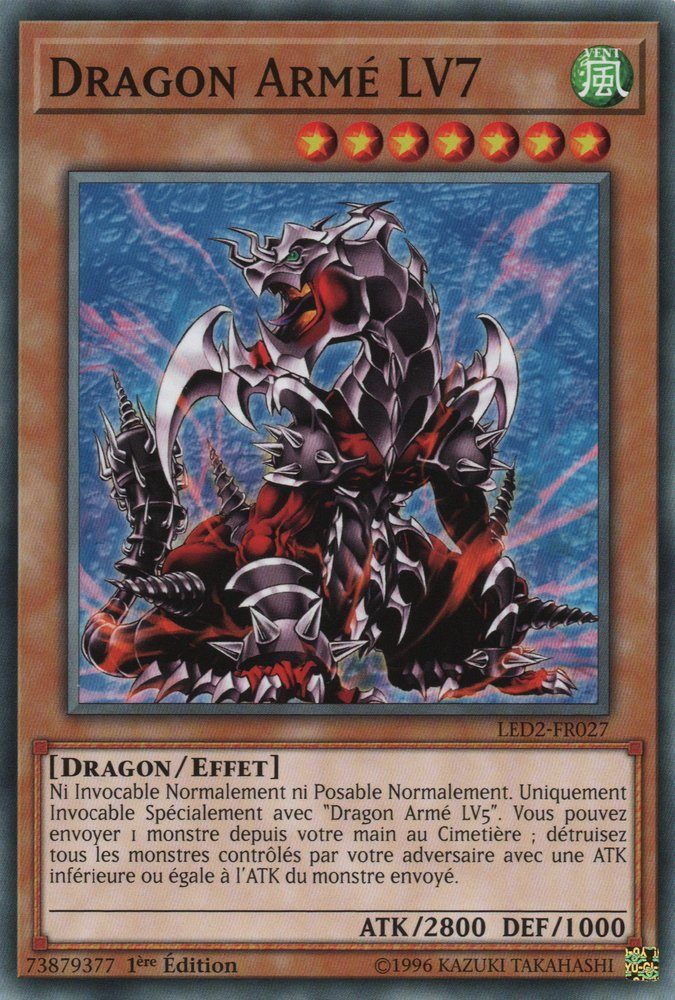 Dragon Armé LV7