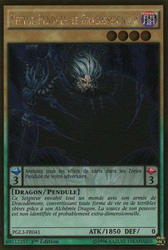 Vector Pendule, le Dracosseigneur