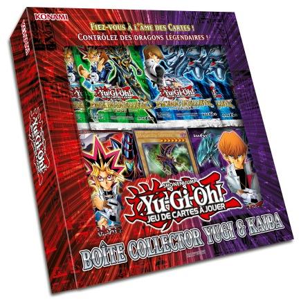 Boîte Collector Yugi & Kaiba