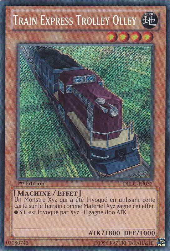 Train Express Trolley Olley