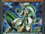 Dragon Mirage aux Yeux Impairs