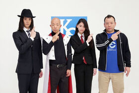 Yu-Gi-Oh! LABO Cast.jpg