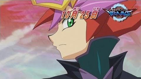遊戯王VRAINS 24 「ダークマスクが背負う宿命(しゅくめい)」