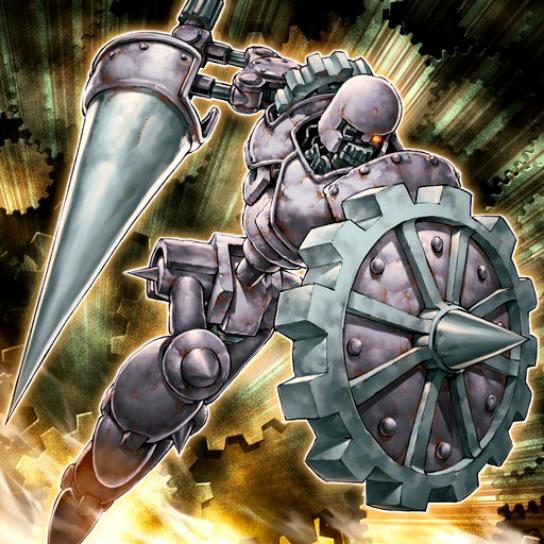 Cavaliere - Ingranaggio Antico