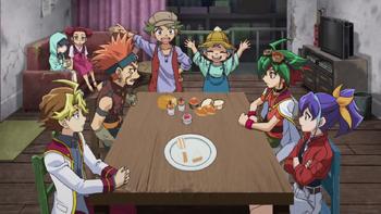 Yu-Gi-Oh! ARC-V - Episode 057