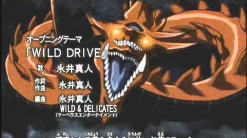 Yu-Gi-Oh!_Japanese_Opening_Theme_Season_2,_Version_2_-_WILD_DRIVE_by_Masato_Nagai