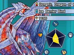 Gungnir, Dragon of the Ice Barrier