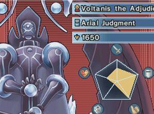 Voltanis the Adjudicator
