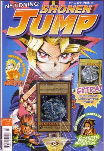 Swedish <i>Shonen Jump</i> 2004, Issue 3