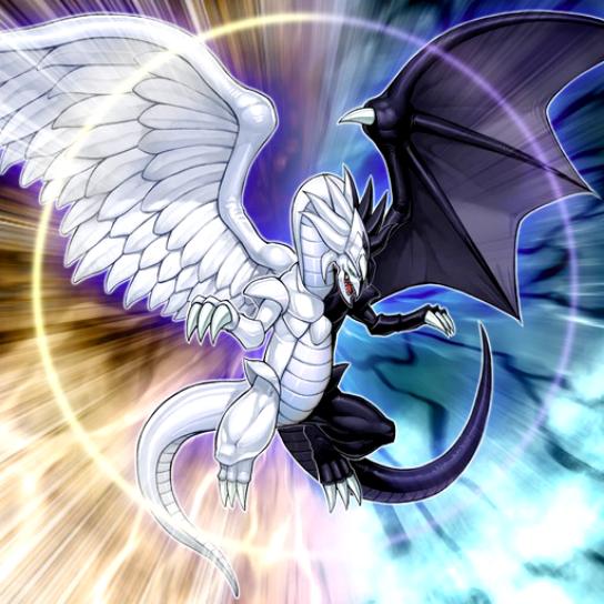 Drago di Luce e Oscurità