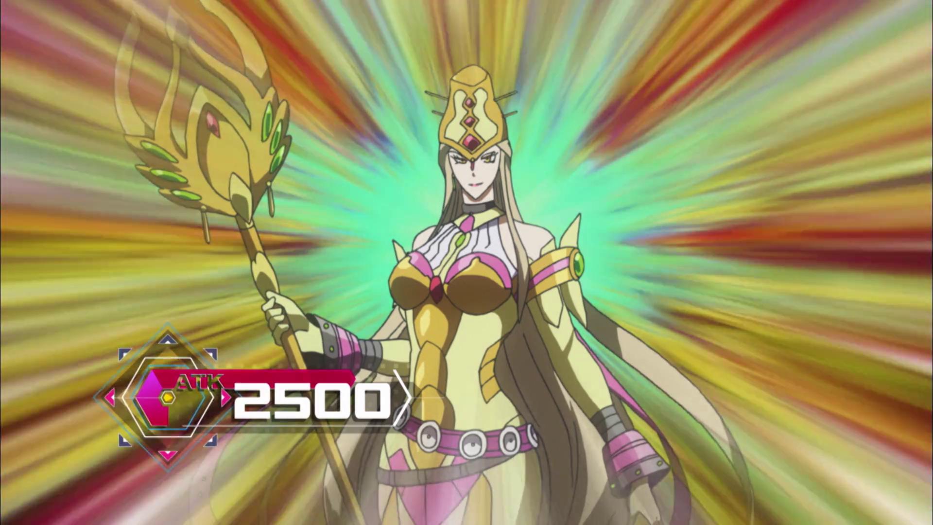 Golden Allure Queen