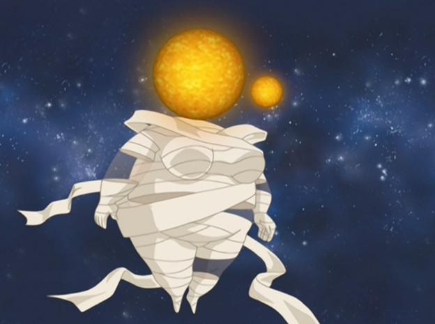 Helios Duo Megistus (anime)