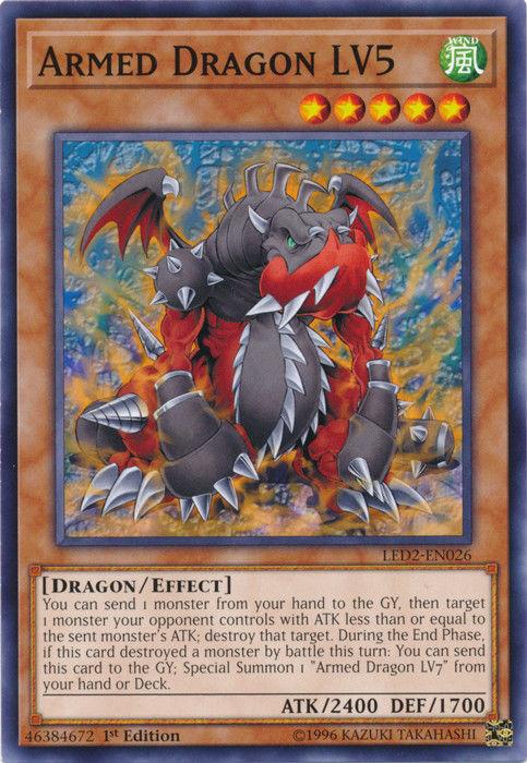 Armed Dragon LV5