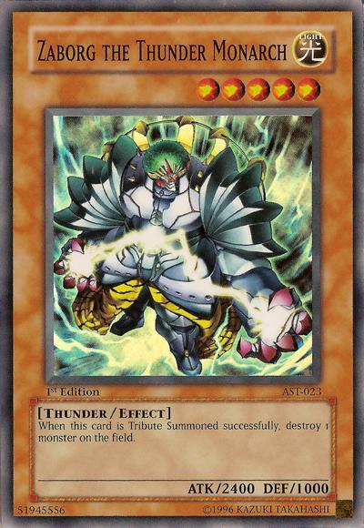 Ultra Rare, 1. edition NM Dupo-DE079 Zaborg the megamonarch Yu-Gi-Oh