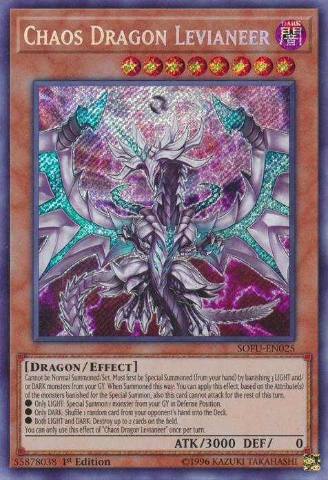Chaos Dragon Levianeer