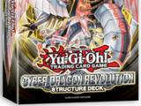 Cyber Dragon Revolution Structure Deck
