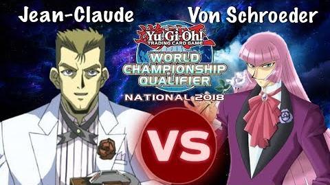 North American WCQ 2018 Special: Jean-Claude Magnum vs. Zigfried Von Schroeder