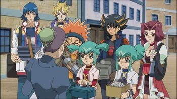 Yu-Gi-Oh! 5D's - Episode 085