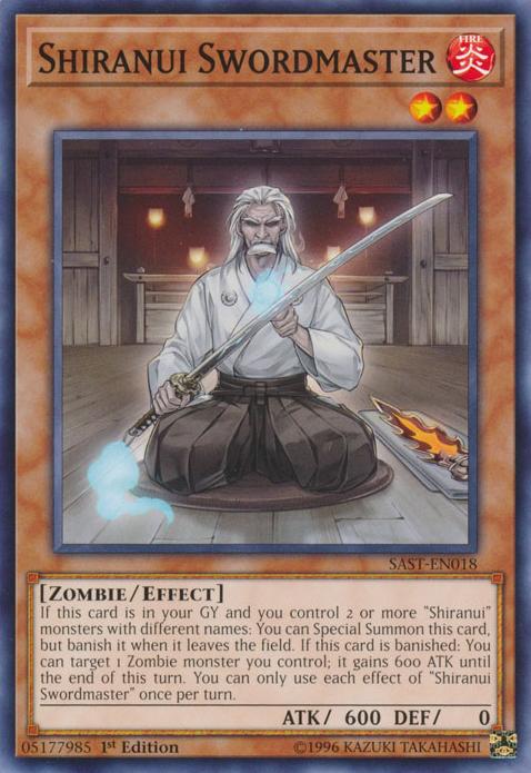 Shiranui Swordmaster