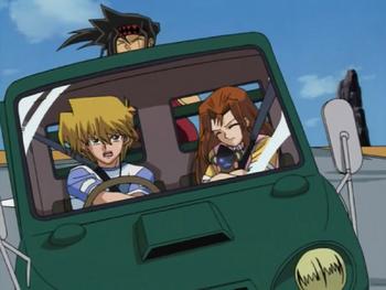Yu-Gi-Oh! - Episode 110