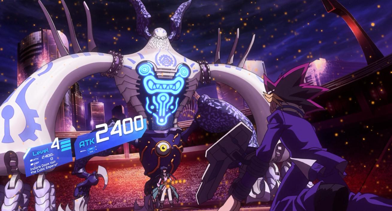 Indiora Doom Volt the Cubic Emperor (anime)