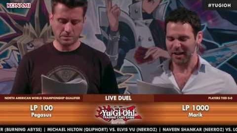 North American WCQ 2015 Special: Pegasus vs. Marik