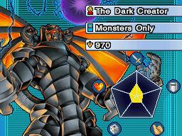 The Dark Creator
