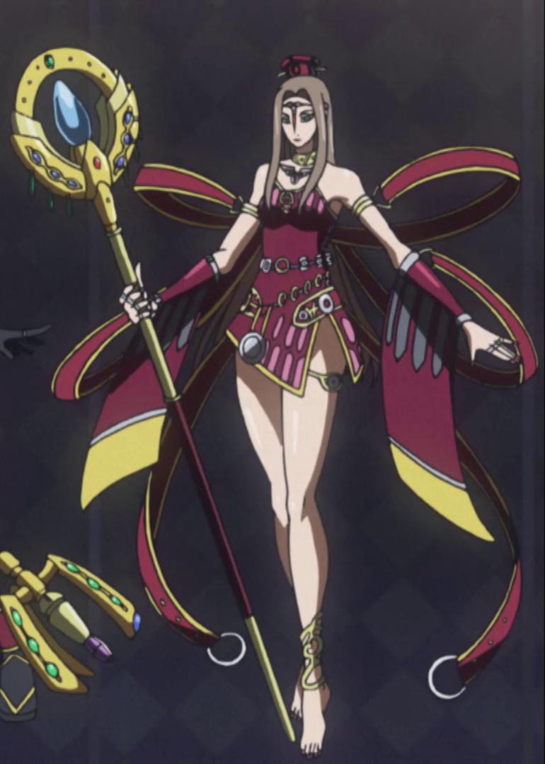 Allure Queen LV7 (anime)